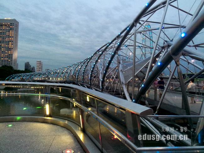 初中生去新加坡留学