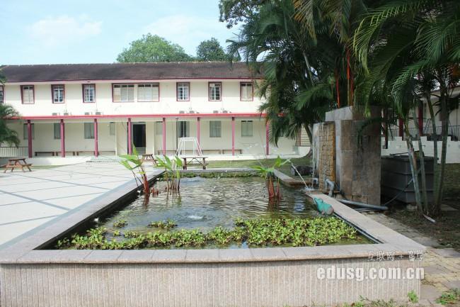 新加坡莱佛士初院