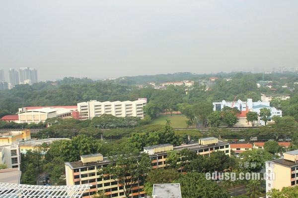 科廷大学新加坡分校退学要求