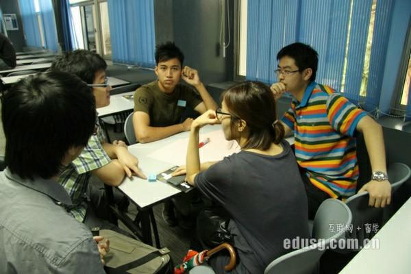 新加坡办理学院研讨生请求工夫