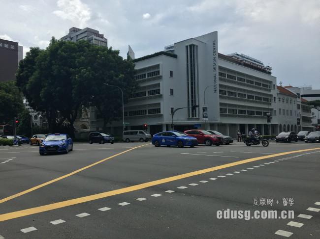 新加坡酒店管理专业