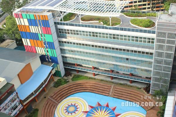 新加坡本科留学一年用度
