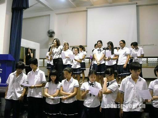 去新加坡读高中的好处