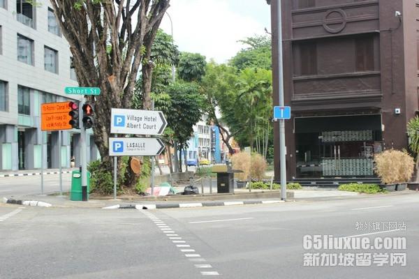 认可高考成绩的新加坡大学