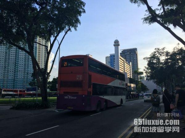 初中毕业申请科廷大学新加坡校区