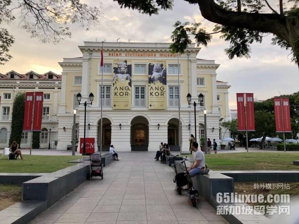 新加坡留学读研优势