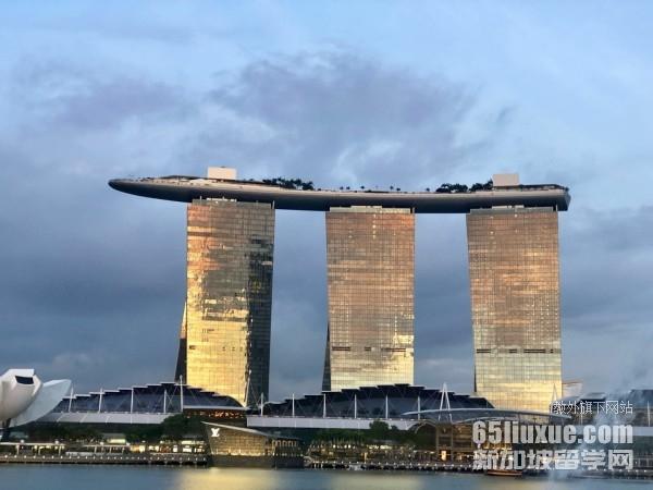 出国留学去新加坡