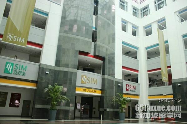 新加坡sim大学地址