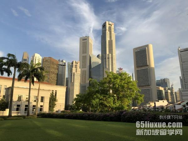 出国留学新加坡费用