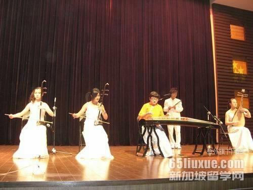 新加坡音乐学院有几所