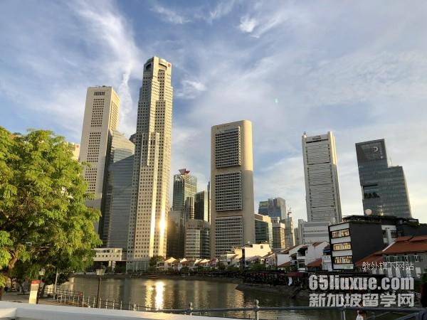 新加坡留学本科费用条件