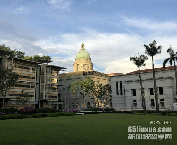 孩子去新加坡读大学需要多少费用