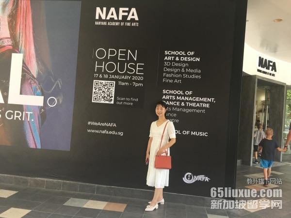 怎么申请新加坡艺术类大学