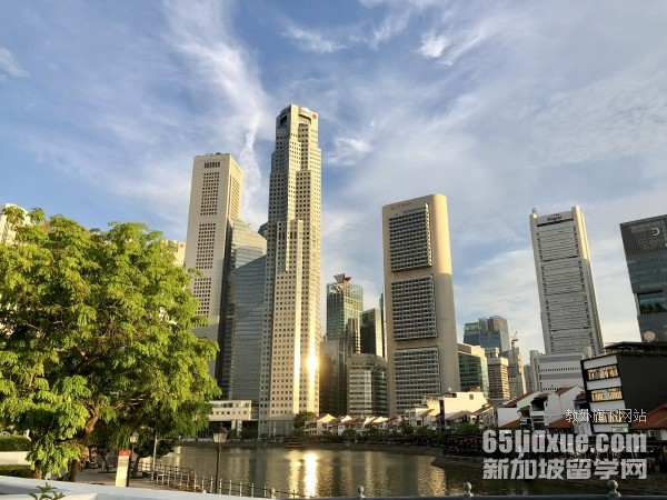 高中生赴新加坡留学