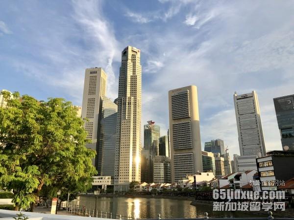 去新加坡学习英语