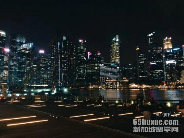 新加坡春季入学研究生专业