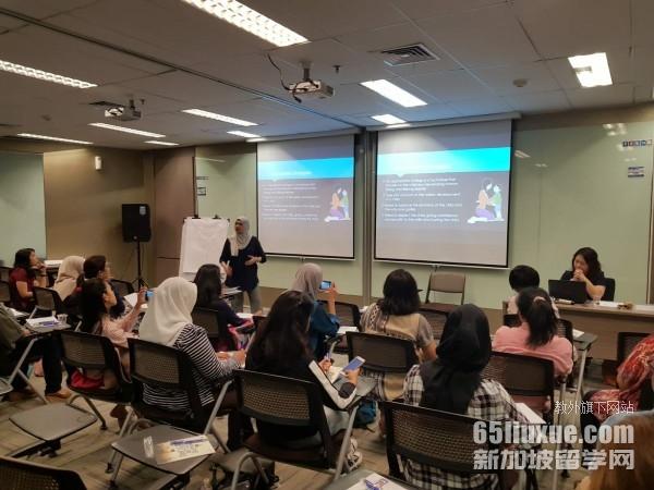 新加坡klc幼教专业