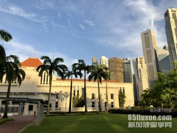 去新加坡读硕士简单吗