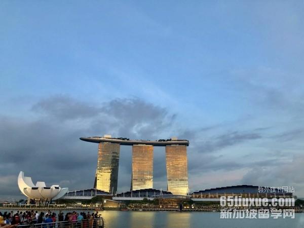 新加坡留学两年需要多少费用