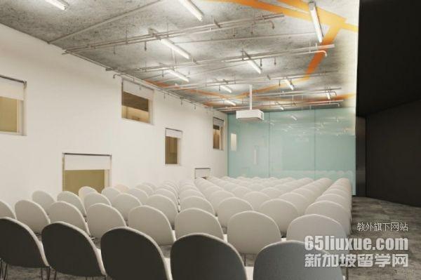 新加坡莱佛士设计学院有本科吗