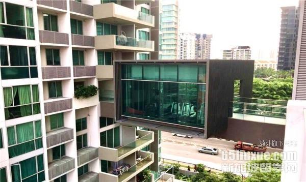 新加坡科廷大学附近学生公寓