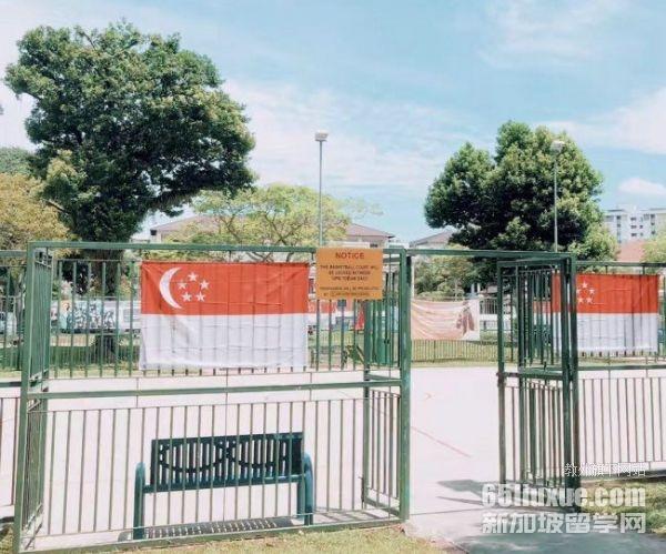 在新加坡上高中