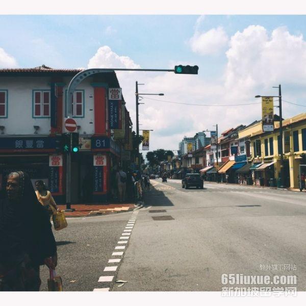 高中去新加坡上大学的条件