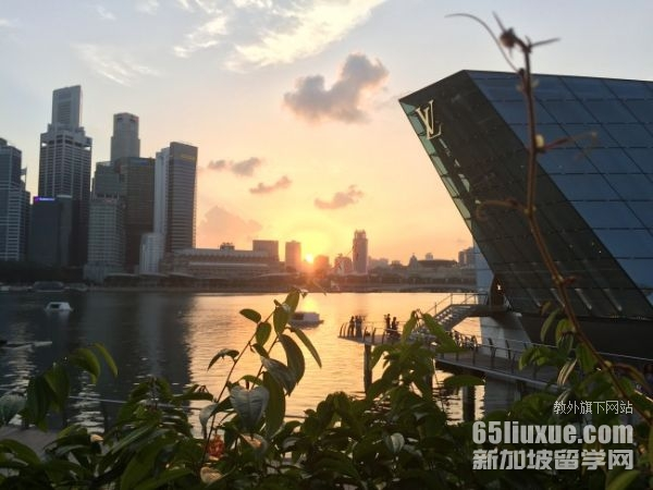 高中去新加坡留学条件