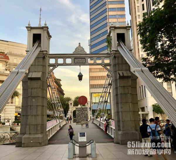 高中如何去新加坡留学