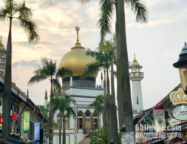 留学新加坡读研学费