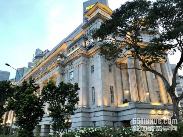 2021年去新加坡读酒店旅游专业