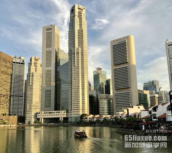 到新加坡上学一年费用