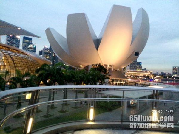中学生自费留学新加坡