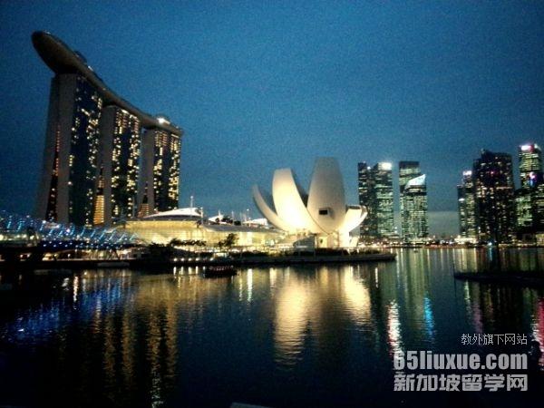 新加坡硕士招生要求