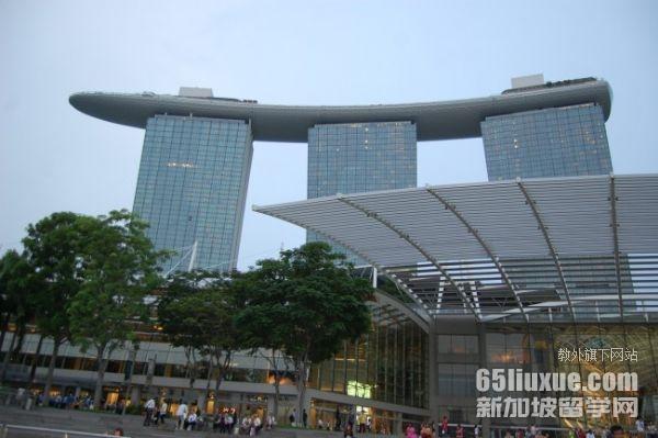 2021年新加坡硕士招生