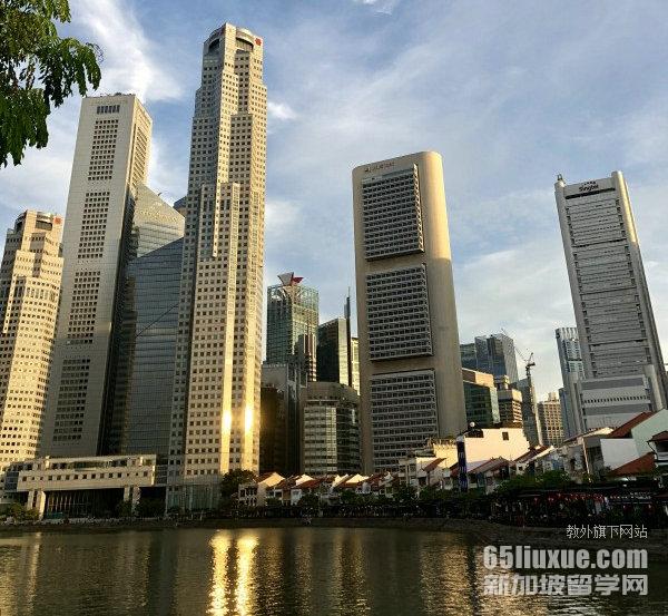新加坡高中留学学费