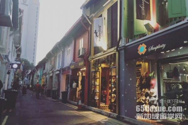 新加坡留学语言预科