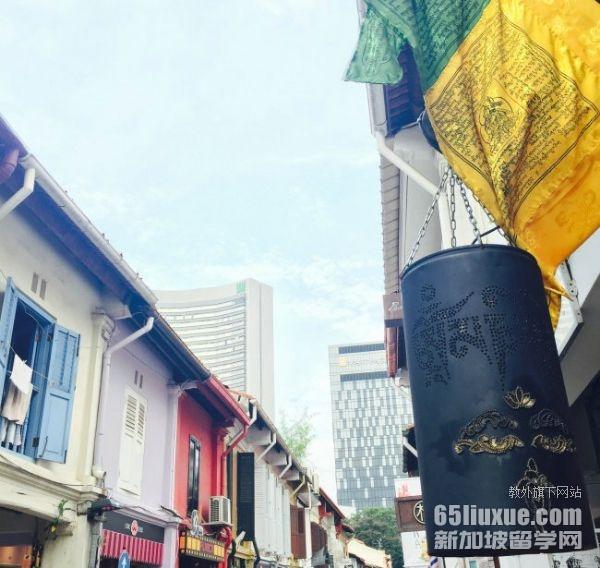 高二能报新加坡的大学吗
