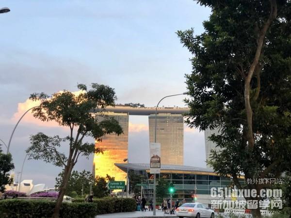 留学新加坡国立大学