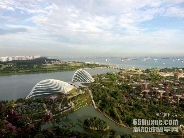 初中生如何办理新加坡留学