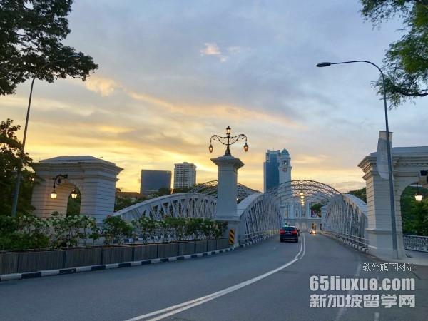 中考后留学新加坡