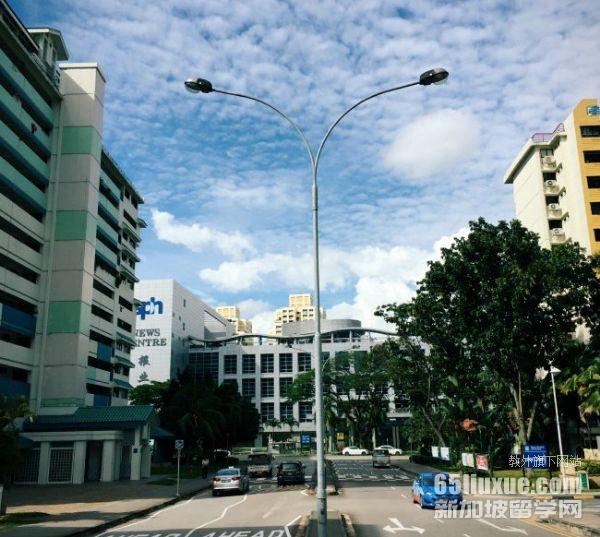 新加坡高中学费多少钱