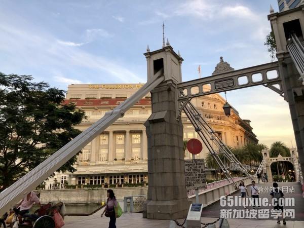 初中毕业能去新加坡留学吗