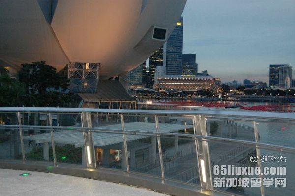 初中生如何能去新加坡留学
