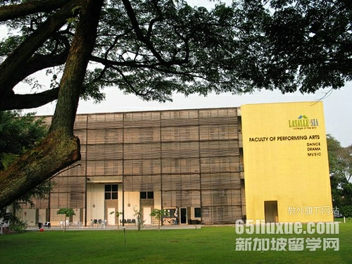 新加坡拉萨尔艺术学院研究生
