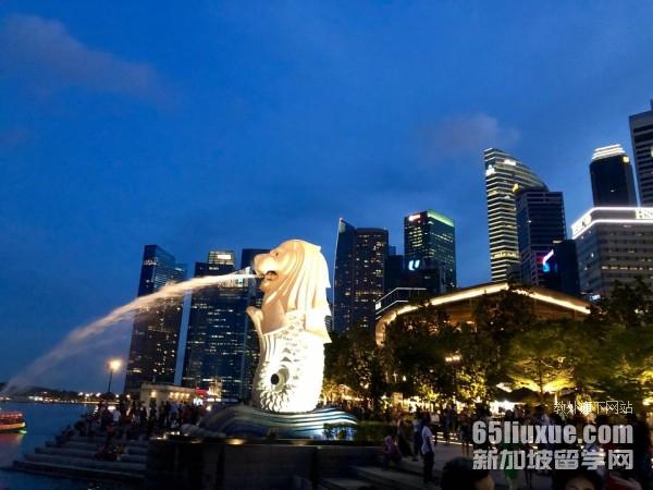 去新加坡硕士留学