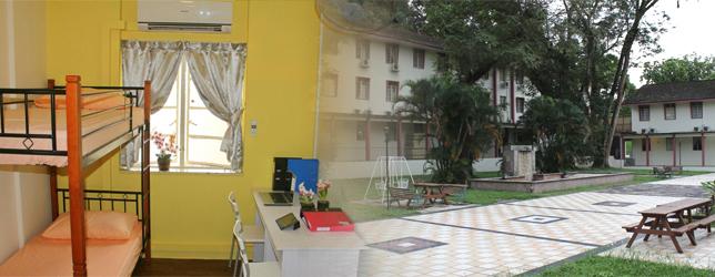 新加坡Evan國際留學生公寓