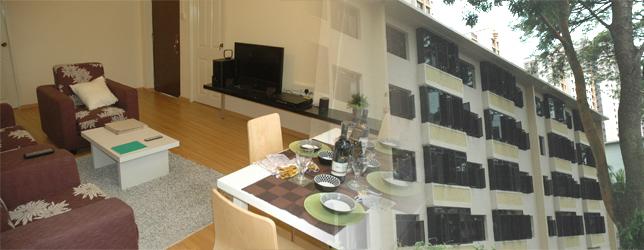 新加坡GR(全球公管式)公寓