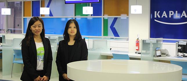 教外留学应邀访问新加坡楷博高等教育学院
