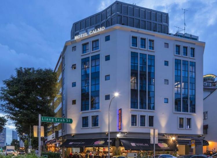 伊顿公寓-Hotel Calmo